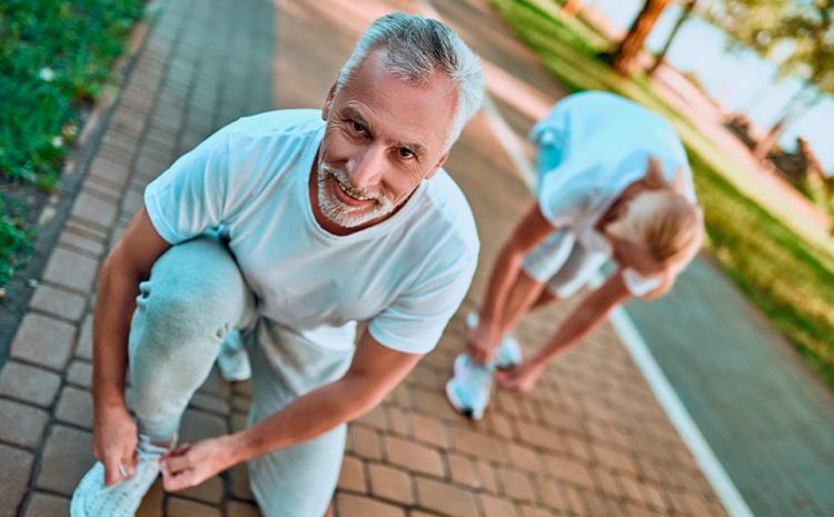 Modificações corporais no idoso