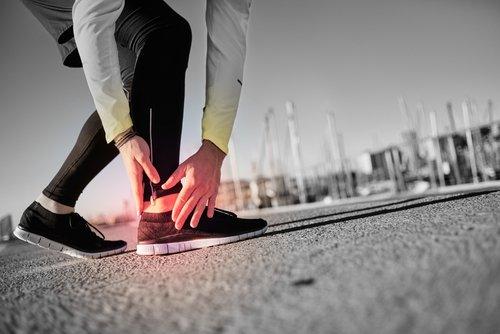 Ricardo Galotti – Quanto tempo depois de uma torção no tornozelo posso voltar a treinar?